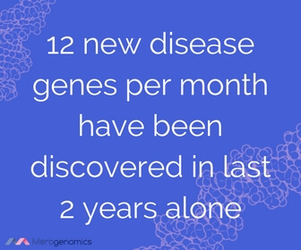 Image of article quote on genetic disorders discovery