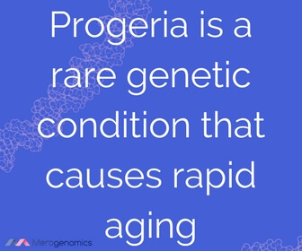 Image of article quote on rapid aging