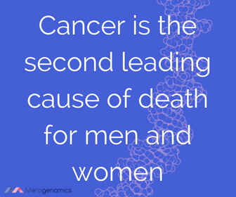 Image of Merogenomics article quote on cancer death