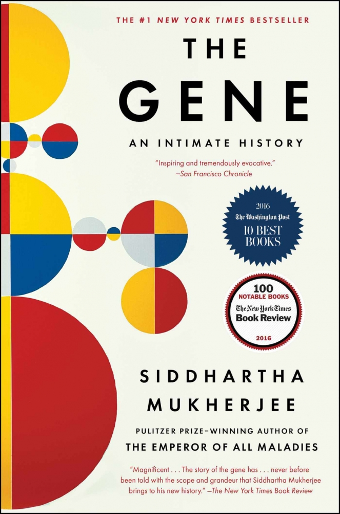 Image of The Gene book cover