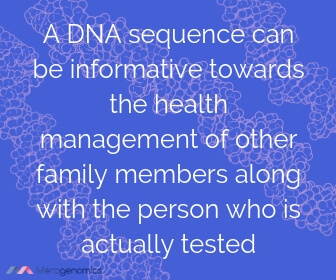 DNA testing benefits