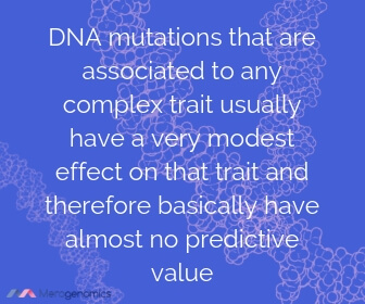 Image of Merogenomics article quote on complex traits