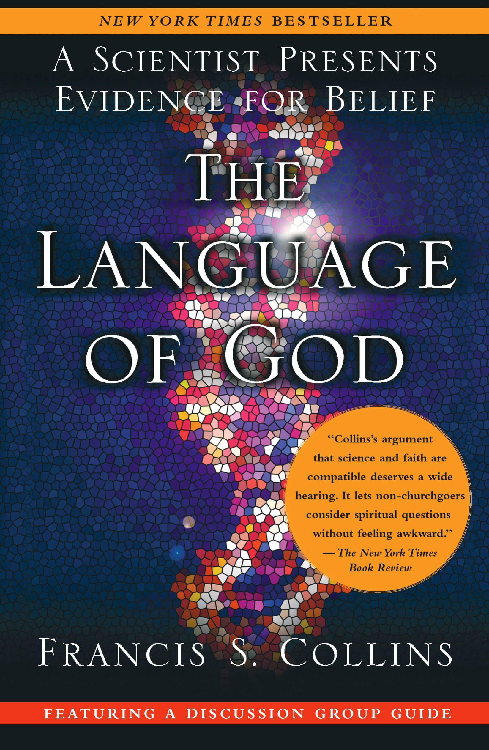 Image of Language of God book cover