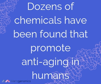 Image of Merogenomics article quote on how to stop aging