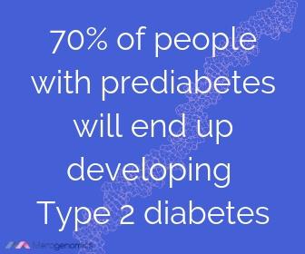 Image of Merogenomics article quote on prediabetes