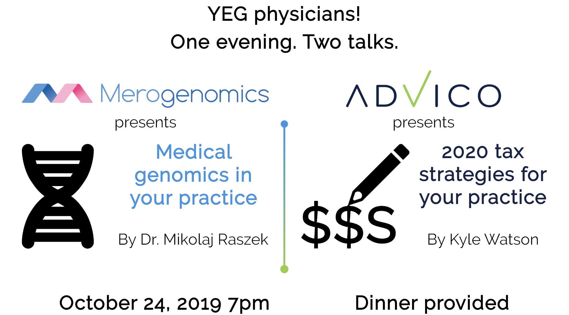Image of Physicians seminar October 24 2019 Eventbrite cover