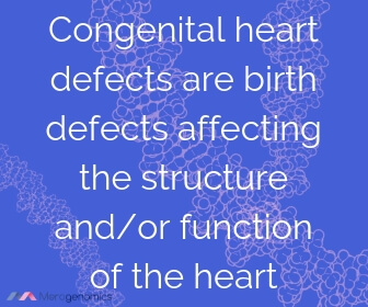 Image of Merogenomics article quote on congenital heart disease