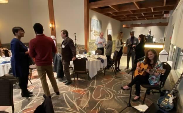 Image of Merogenomics Feb28 2020 doctors event