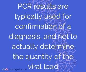 Image of Merogenomics article quote on PCR diagnosis