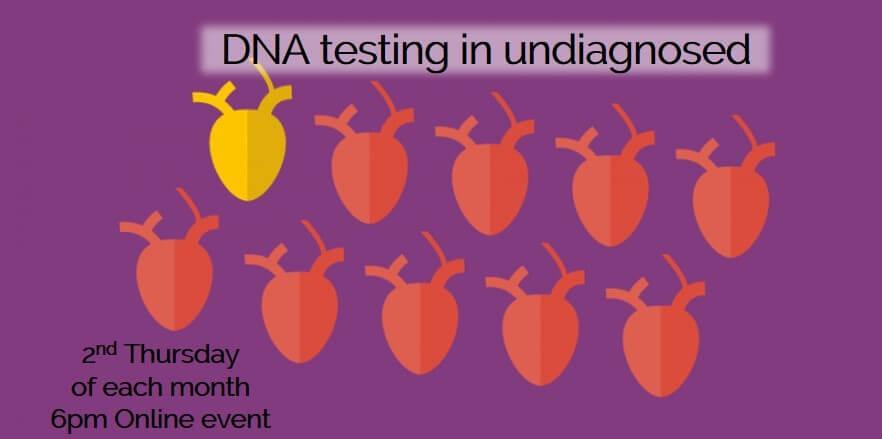 DNA testing in undiagnosed Eventbrite webinar thumbnail