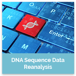 dna sequence data reanalysis