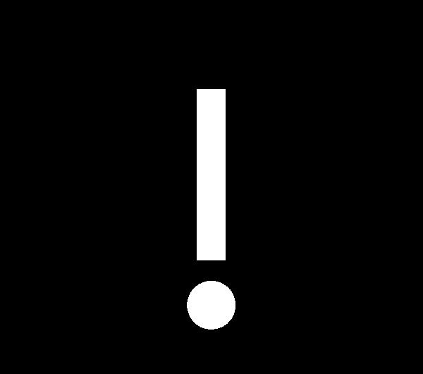 Image of Warning icon
